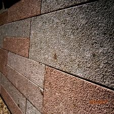 Rivestimenti esterni pietra naturale trachite arenaria - Rivestimento muro esterno ...